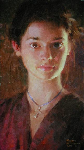 Katie Candlelit